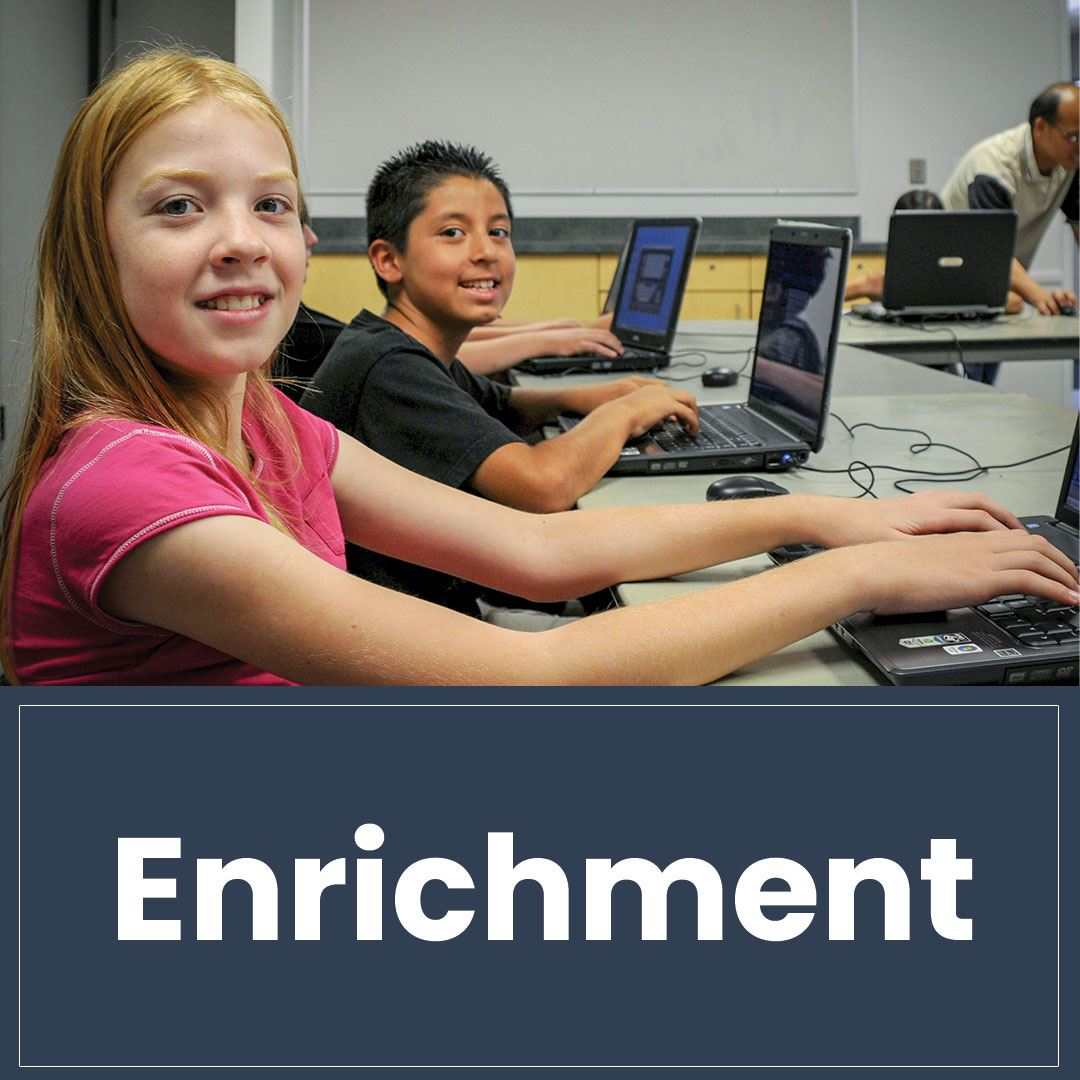 Enrichment - Virtual Recreation